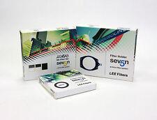 Lee Filters Seven5 Holder+Lee Urban Filter Set+Lee 58mm Adapter Ring.Brand New