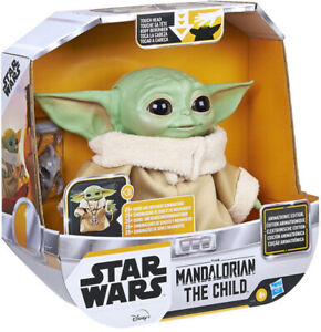 Star Wars Baby Yoda The Child Animatronic Edition Action Hasbro in stock