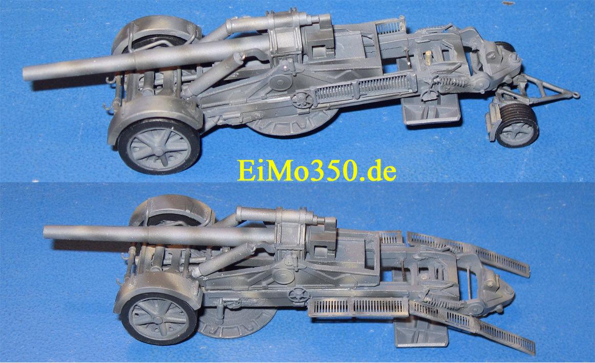 Noël coloré 21 Cm Mortier 18 1:87 Artmaster Artmaster Artmaster 80126 Minitank Top-Modèle   Qualité Et Quantité Assurée  df26a1