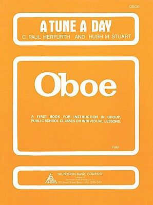 Musical Instruments & Gear Dutiful A Tune A Day Oboe Book 1 New 014034217 Wind & Woodwinds