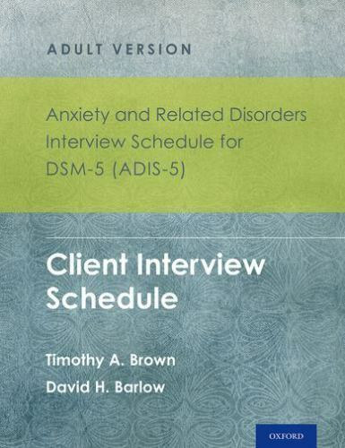Treatments That Work: Anxiety and Related Disorders ...