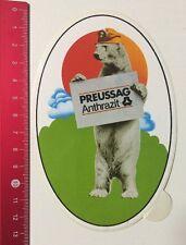 Aufkleber/Sticker: Preussag Anthrazit (02061698)