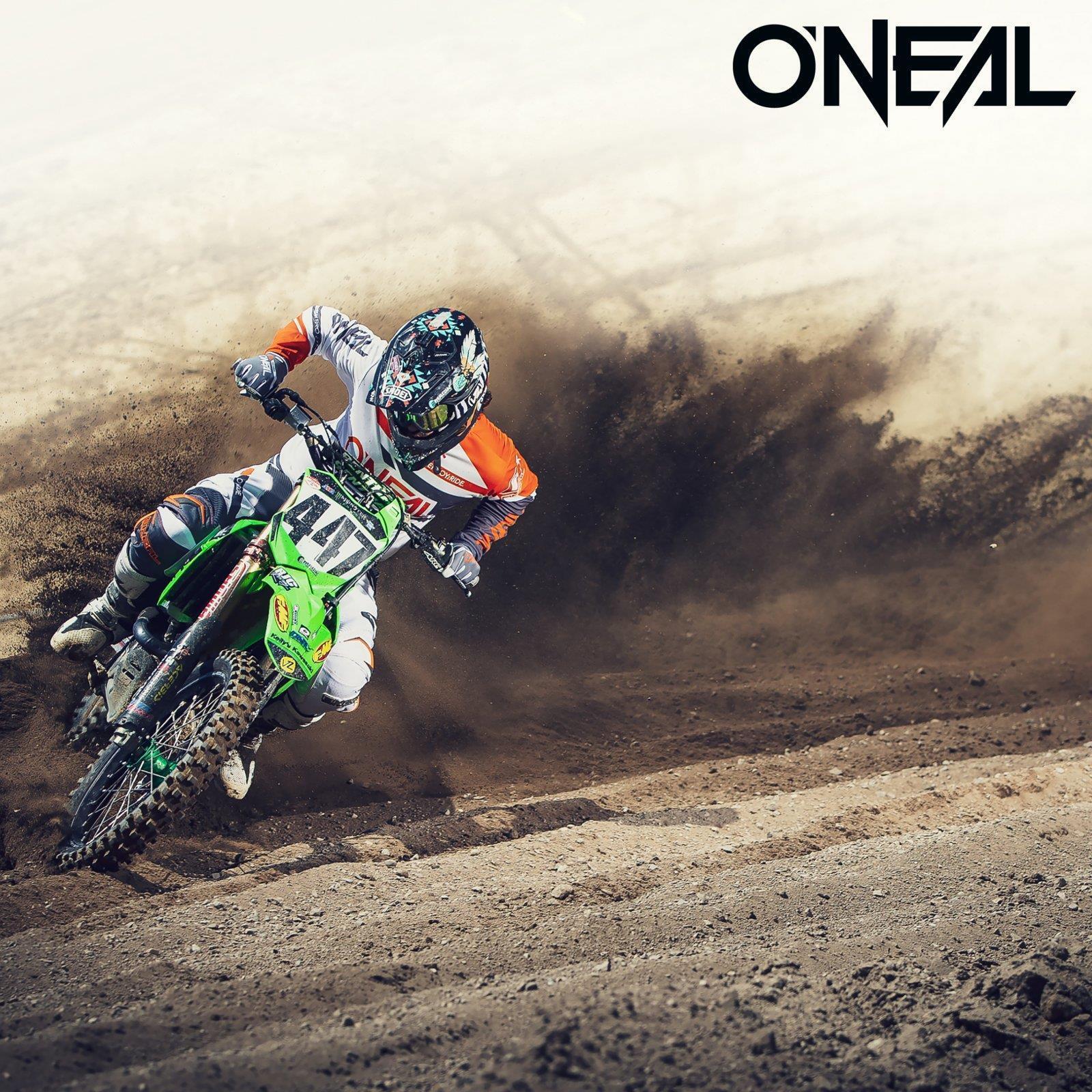 O'Neal Motorrad Hardwear Rizer Motocross Jersey MX Enduro Motorrad O'Neal Trikot Mountain Bike 376791