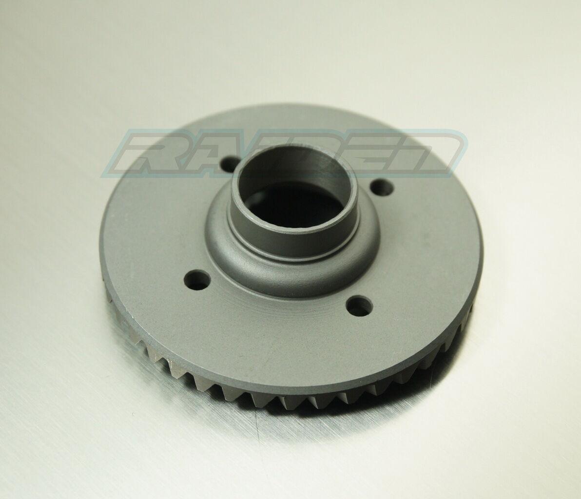 Traxxas 6S X-Maxx X-Maxx X-Maxx davanti Steel Spiral Cut Differential Diff Ring Pinion Gear e46cc8