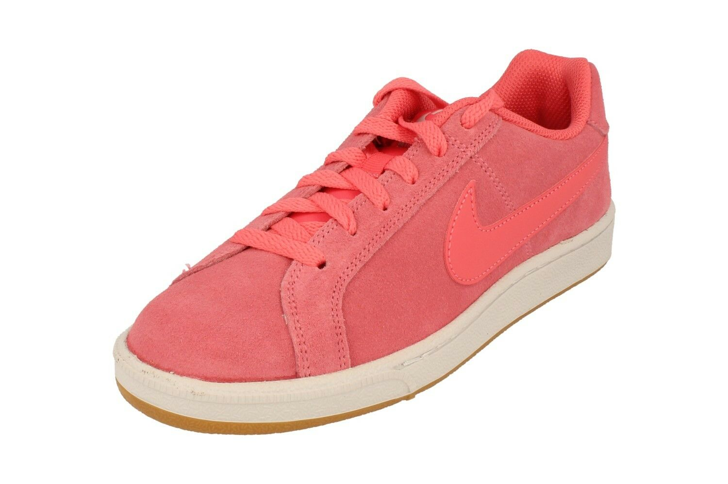 Nike Womens Court Royale Suede Trainers 916795 Sneakers shoes 800