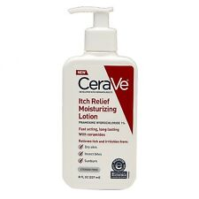 Cerave Itch Relief Moisturizing Lotion 8 Oz With Pramoxine Hydrochloride and Cer