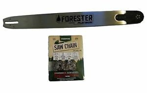 Forester-Platinum-24-034-Bar-for-Large-Husqvarna-Chainsaws-3-8-Pitch-050-Gauge