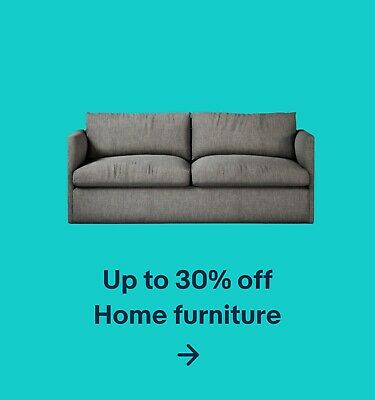 Up to 30% off Home Furniture