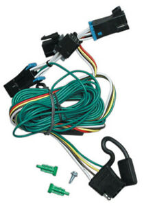trailer tow ready wiring harness 118335 gmc savana chevrolet rh ebay com Tow Ready Wiring Harness 2010 Coroola tow ready t1 vehicle wiring harness