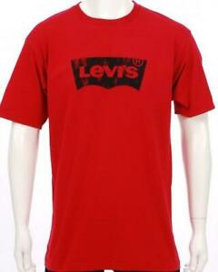 Levis-Red-Logo-Tee