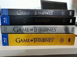 Game of Thrones Staffel 1-4 BluRay - Saarbrücken, Deutschland - Game of Thrones Staffel 1-4 BluRay - Saarbrücken, Deutschland
