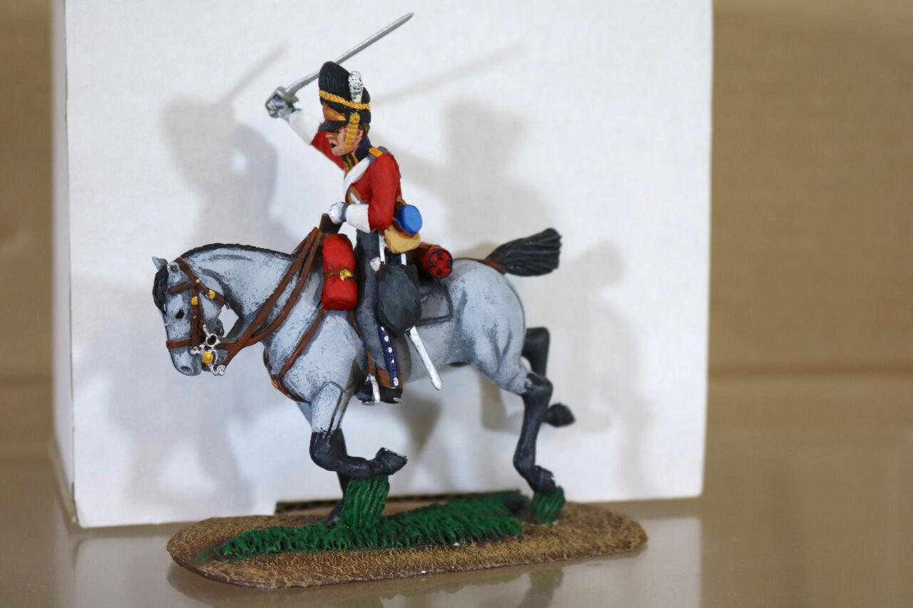 Erbe Miniaturen Maison Militaire MM1 Napoleonisch Königlich Schottisch Greys