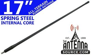 "FITS 2001-2011 Mazda Tribute ALL-TERRAIN 13/"" RUBBER ANTENNA MAST"