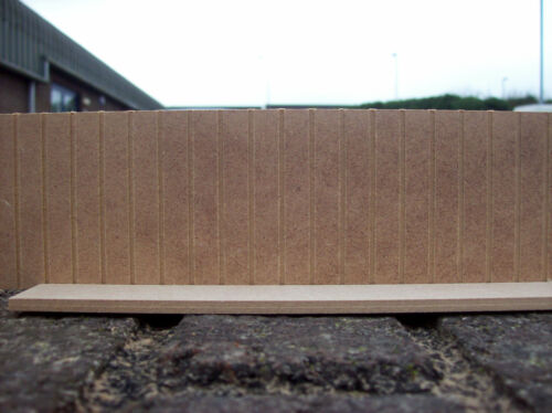3 x 400mm lunghezze Pannelli di muro-sembra Tongue /& Groove