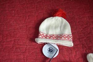 aef45bcab63 bonnet petit bateaux naissance 1 mois 57% de laine idee cadeaux