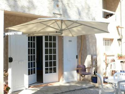 Wall Mounted Umbrella Cantilever Shade