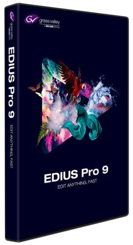 Grass Valley EDIUS Pro 9 Jump Upgrade
