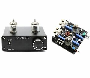 Audio 6J1 Tube CD /& MM Phono RIAA Turntable Pre-Amplifier Hi-Fi Preamplifier CA