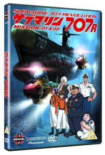 1 of 1 - Submarine 707R (DVD)