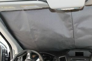 Image is loading Ford-Transit-Van-WINDSHIELD-Curtain-Sun-Shade-Temperature- 77e5eb1ac5c
