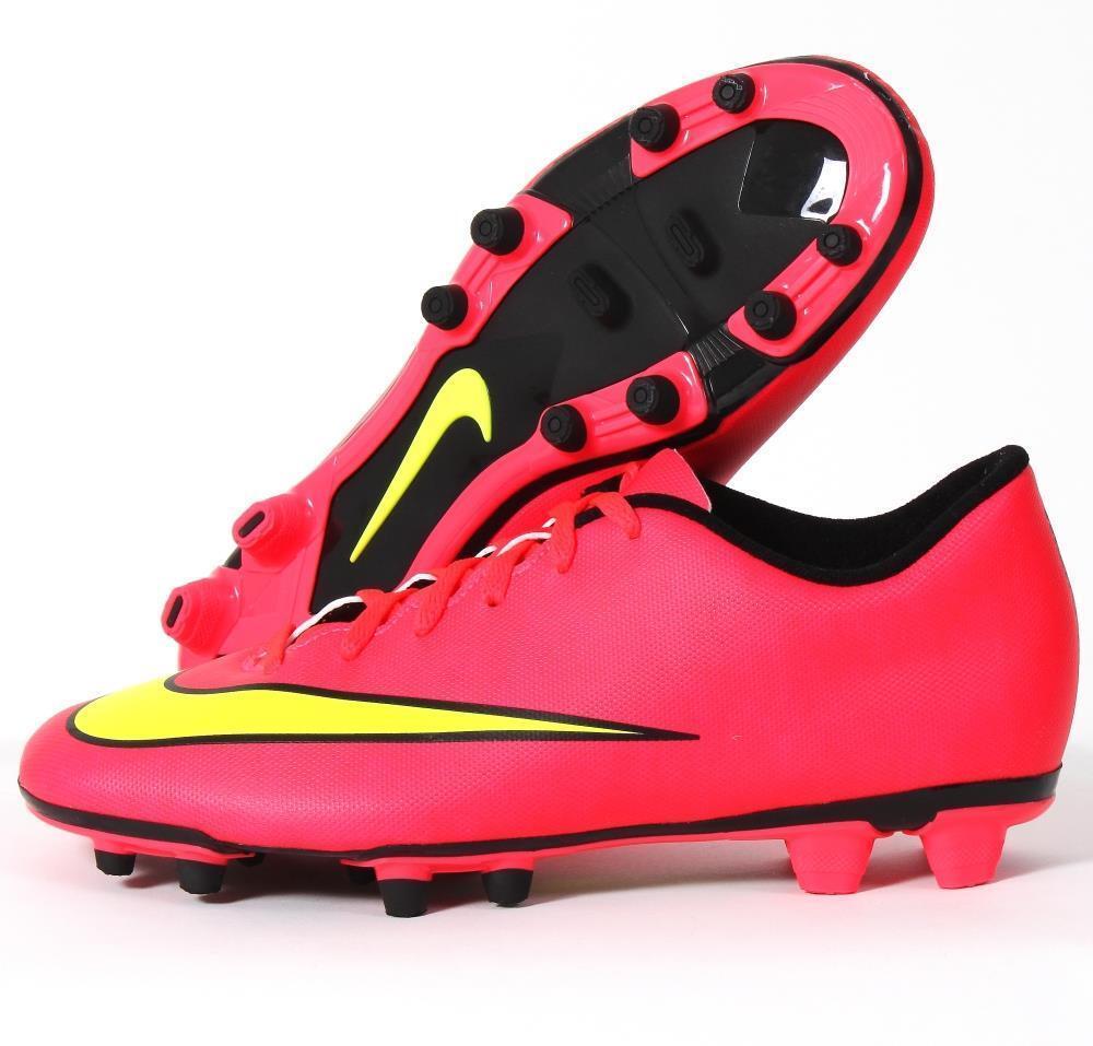 FW14 Nr 42.5 Nike Mercurial Vortex II Fg Fußball Fußballschuhe Herren Menschen