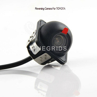 Mini CCD Car Rear View Reverse Backup Parking Camera Night Vision for TOYOTA New