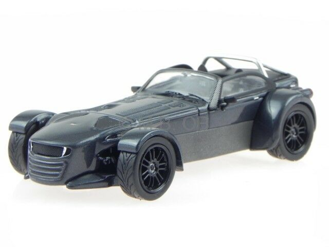 Donkervoort D8 GTO 2013 grau metallic Modellauto MOC153 IXO 1 43  | Vorzüglich