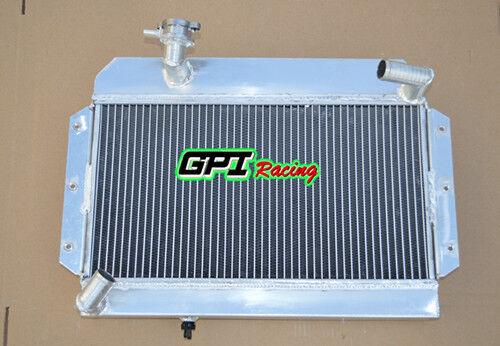 for ROVER MG MGA 1500 1600 1622 DE LUXE 1955-1962 Aluminum Radiator