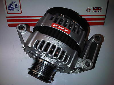 LAND ROVER DEFENDER 2007-12 2.4 TD4 TDCi TURBO DIESEL NEW RMFD 150A ALTERNATOR
