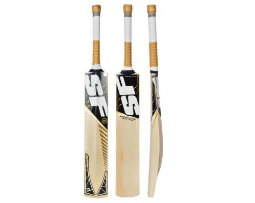 $85 Extras SF Sapphire Heritage English Willow Cricket Bat SH + Free Ship