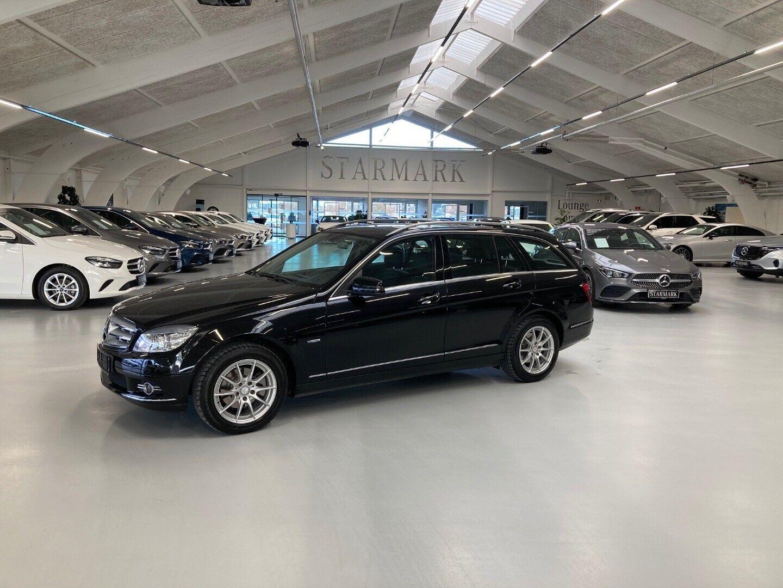 Mercedes-Benz C200 2,2 CDi Avantgarde stc. aut. BE