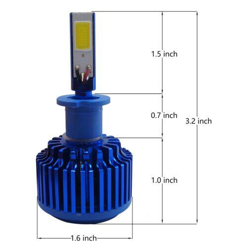 H1//H3//H4//H7//H8//H9//H11//H13//9007//9005//9006 HID LED CAR Headlight Conversion Kit