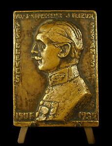 Medaglia-a-Insegnante-Jeans-Rieux-la-Rochelle-80-mm-211-G-Medal