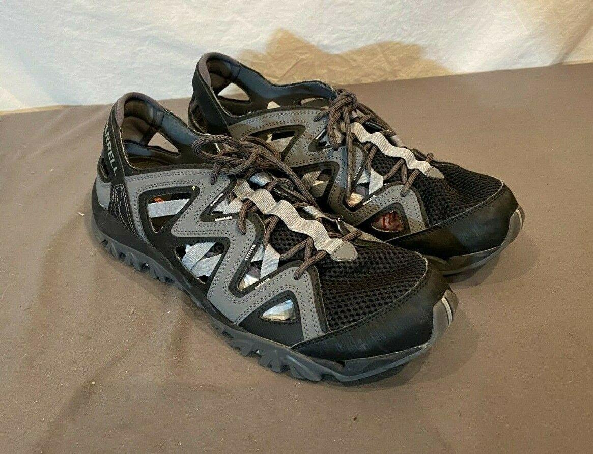 Merrell Tetrex Crest Wrap Lightweight Vented Shoes US Men's 11.5 EU 46 MINTY