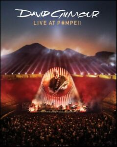 DAVID-GILMOUR-2-DVD-LIVE-AT-POMPEII-PINK-FLOYD-ALL-Region-NTSC-NEW