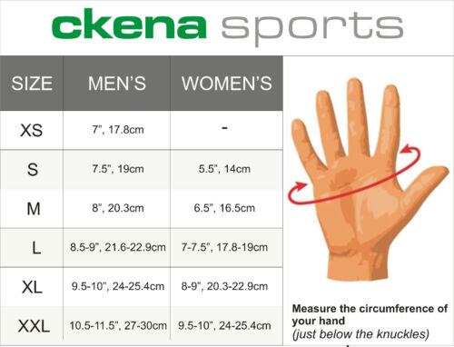 New Full Finger Sports Vélo Cyclisme Femmes Paume en cuir synthétique