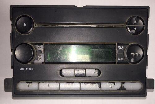 Ford Mercury F-150 250 E-Series Mustang Explorer OEM Radio AM FM 6 CD MP3 Player
