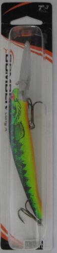 """- 4.5/"""" BOMBER  Deep Long A Firetiger Bass 3//4 oz"""
