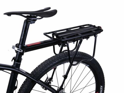 "ROCKBROS Aluminum Bike Rack MTB Quick Release 24-29 /""Max.50KG Adjustable"