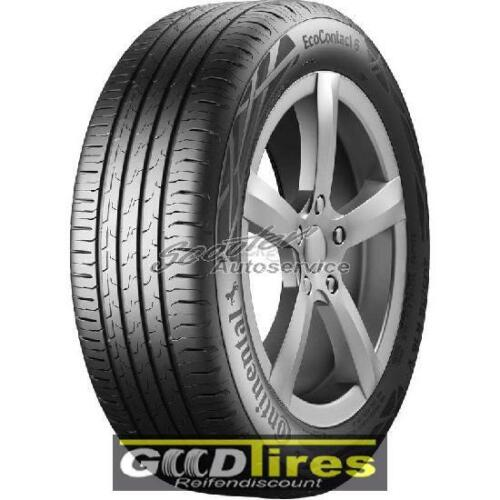 Continental ECOCONTACT 6 175//65 R15 84H Sommerreifen ID567556