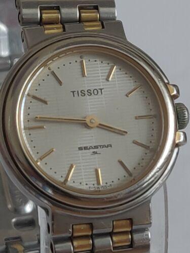 Tissot Seastar Verre Saphir Swiss Made montre femme