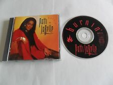 Patti LaBelle - Burnin' (CD 1991) Germany Pressing