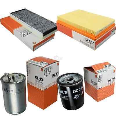 MAHLE Original KL 687 Fuel Filter