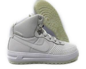 Details about Nike Lunar Force 1 Duckboot (GS) Big Kids Shoes 882842 100 MSRP $145