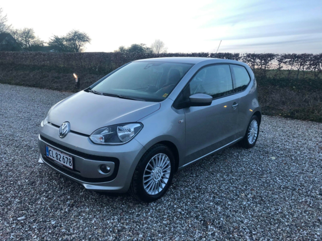 VW Up!, 1,0 75 High Up! BMT, Benzin, 2013, km 39800,…