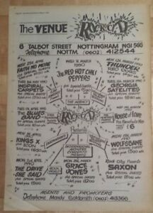 Nottingham-Rock-city-Venue-1990-press-advert-Full-page-27-x-38-cm-mini-poster