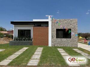 Casa Venta Tequisquiapan, Fraccionamiento campestre, 1 planta , 420 m2