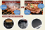 1//2//5 BBQ Grill Mat Reusable Sheet Resistant  Non-Stick Barbecue Bake Meat