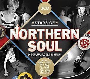 Various-Artists-Stars-Of-Northern-Soul-CD-NEU