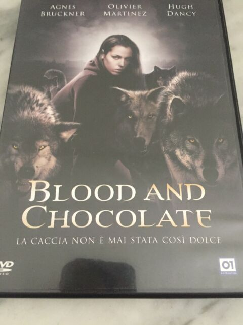 FILM DVD - BLOOD AND & CHOCOLATE - Nuovo!!